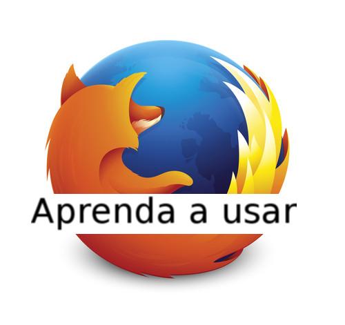 Aprenda a usar as várias funcionalidades do browser firefox versão 43 (2015)