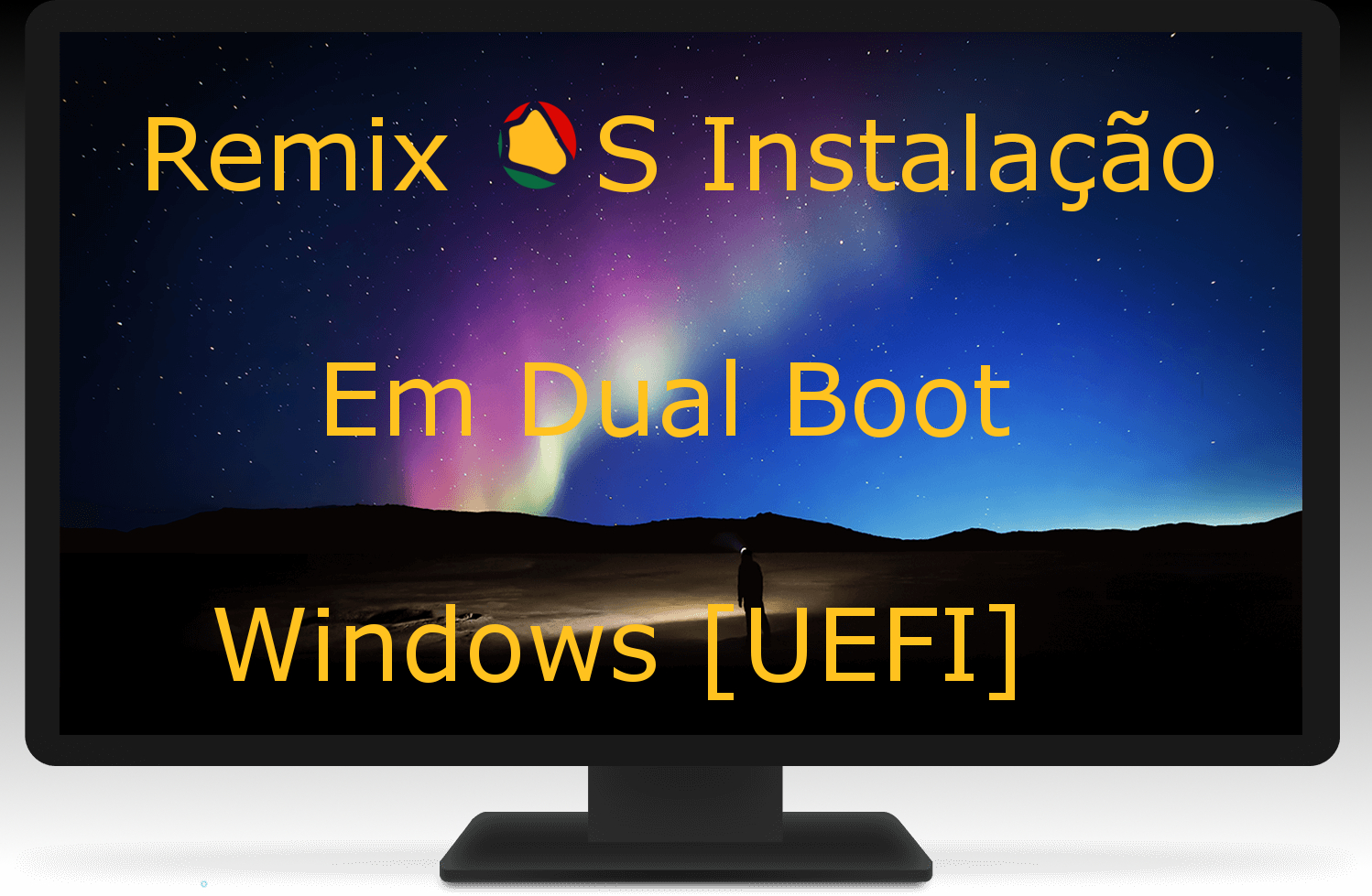Remix OS – Dual Boot [Windows BIOS UEFI]