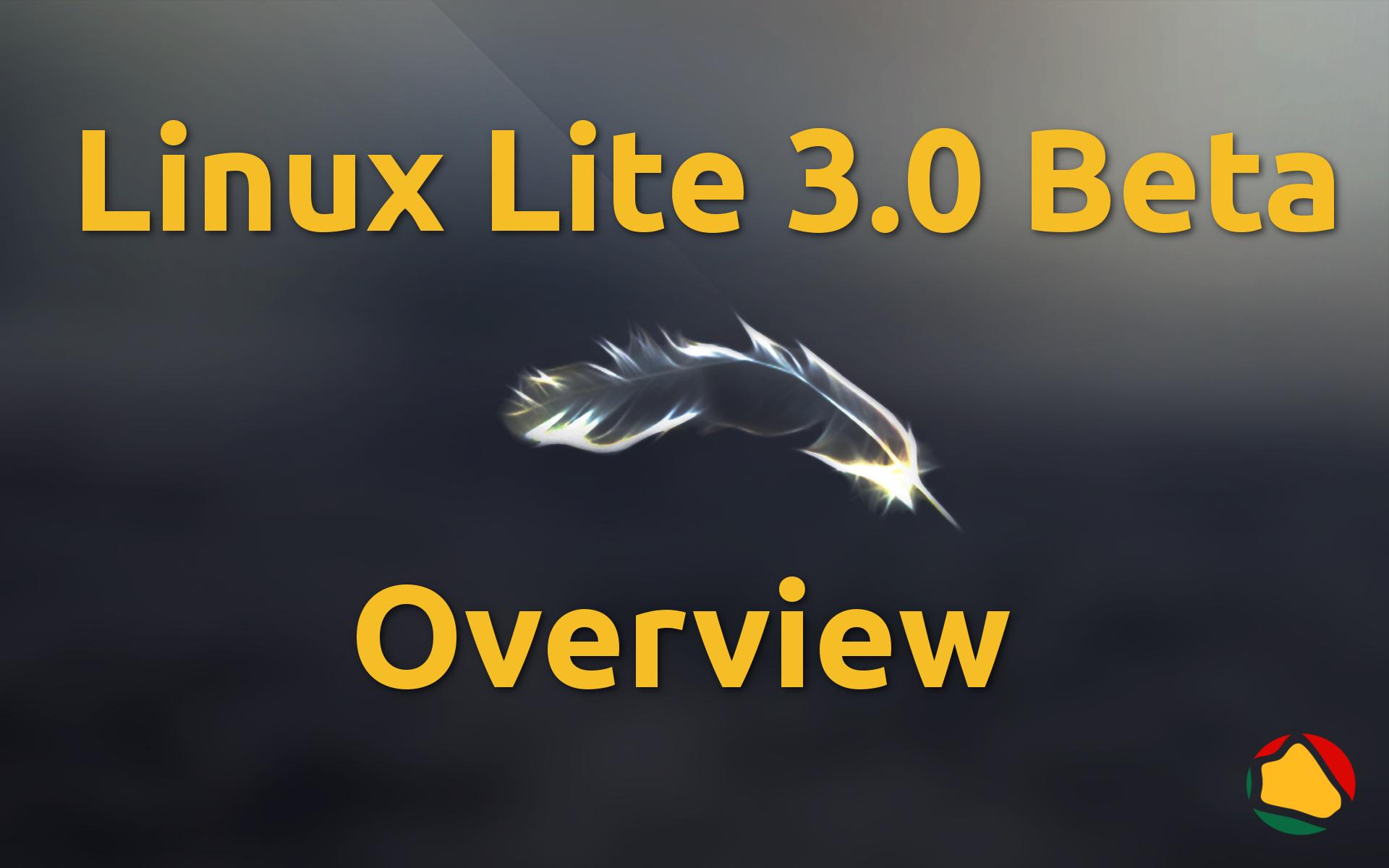 Linux Lite 3.0 Beta – Uma distribuição leve e bonita