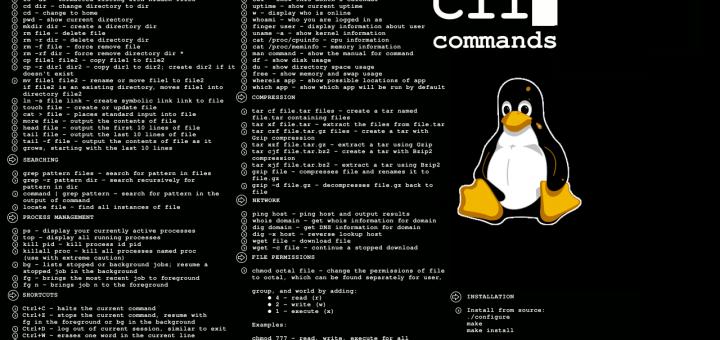 linux-cmd