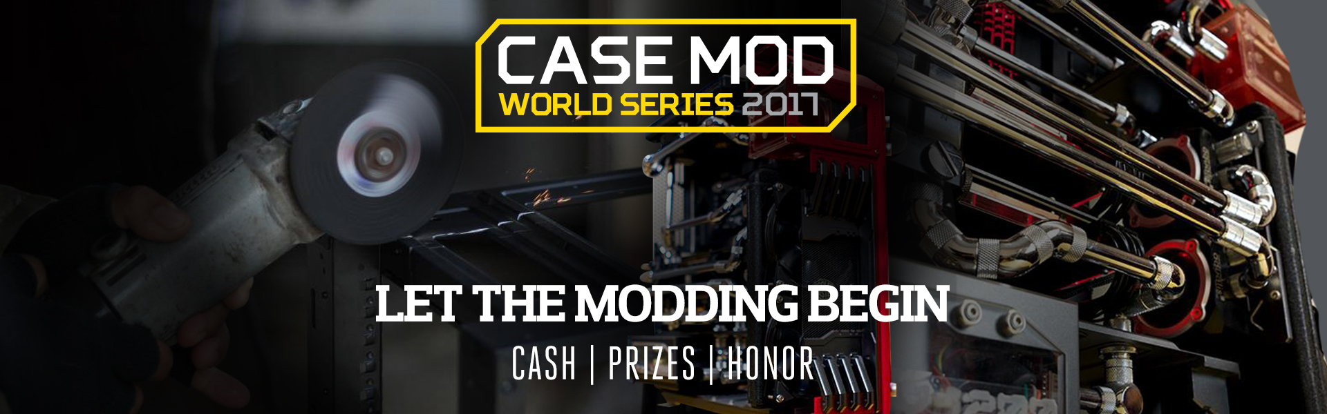 #1 Vlog – Project DuZeru – Cooler Master World Series 2017