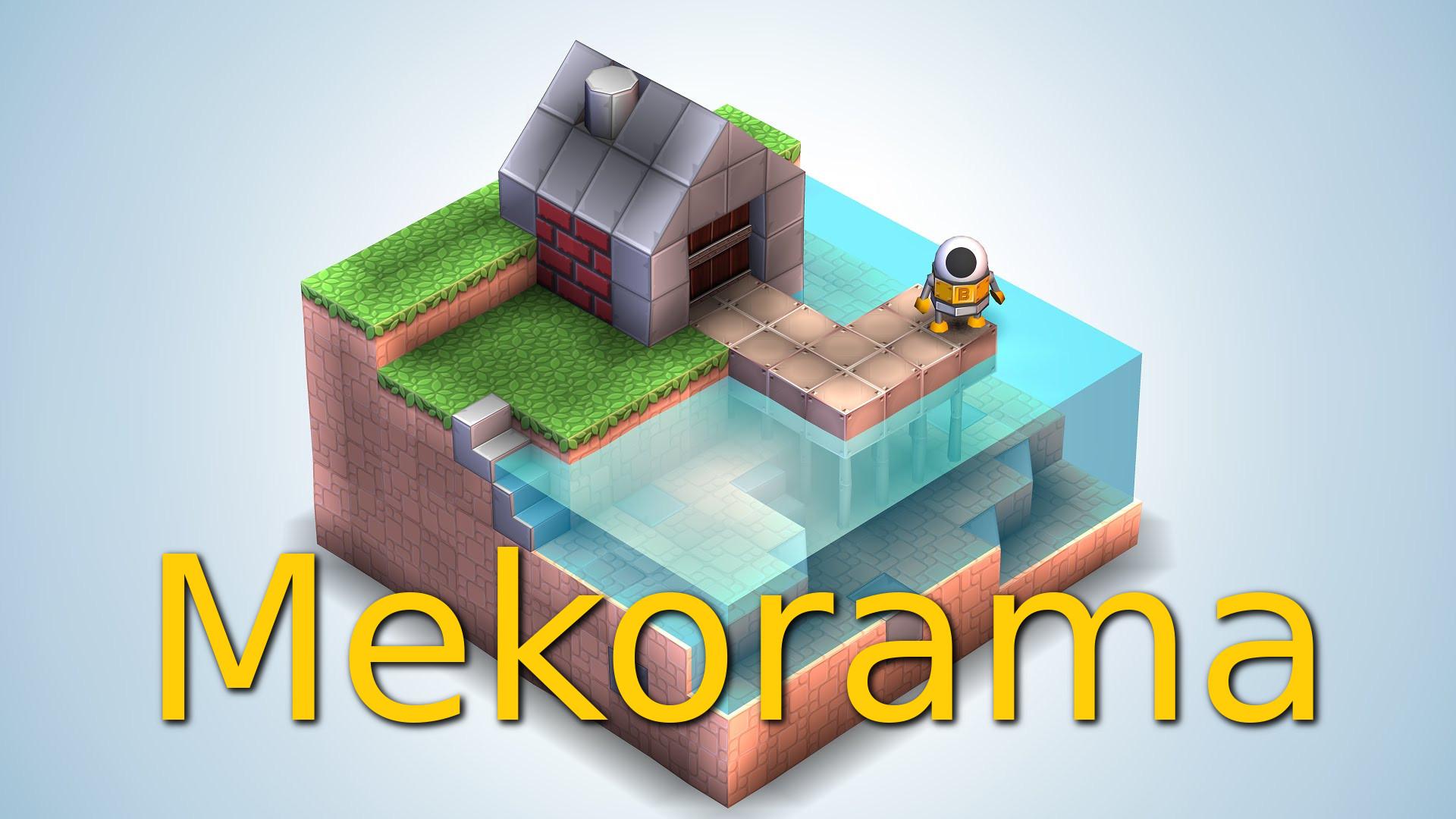 Mekorama – O melhor jogo quebra cabeças para Android