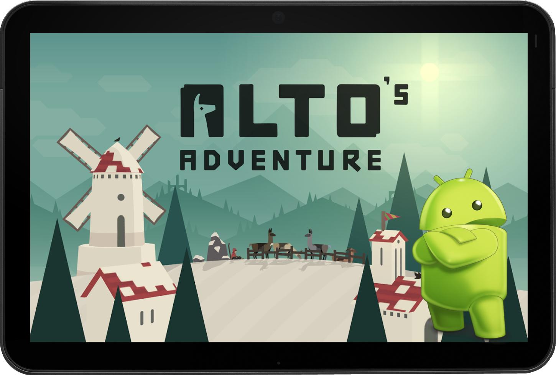 [ANDROID] – ALTO'S ADVENTURE – O jogo mais relaxante que joguei até agora