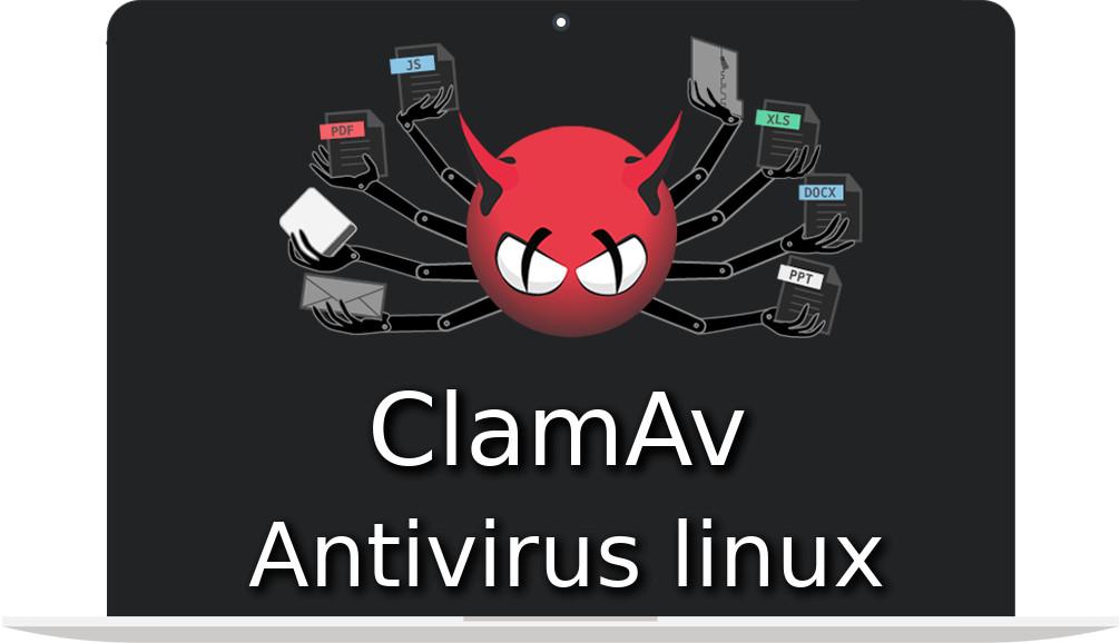 ClamAv – Antivirus para linux