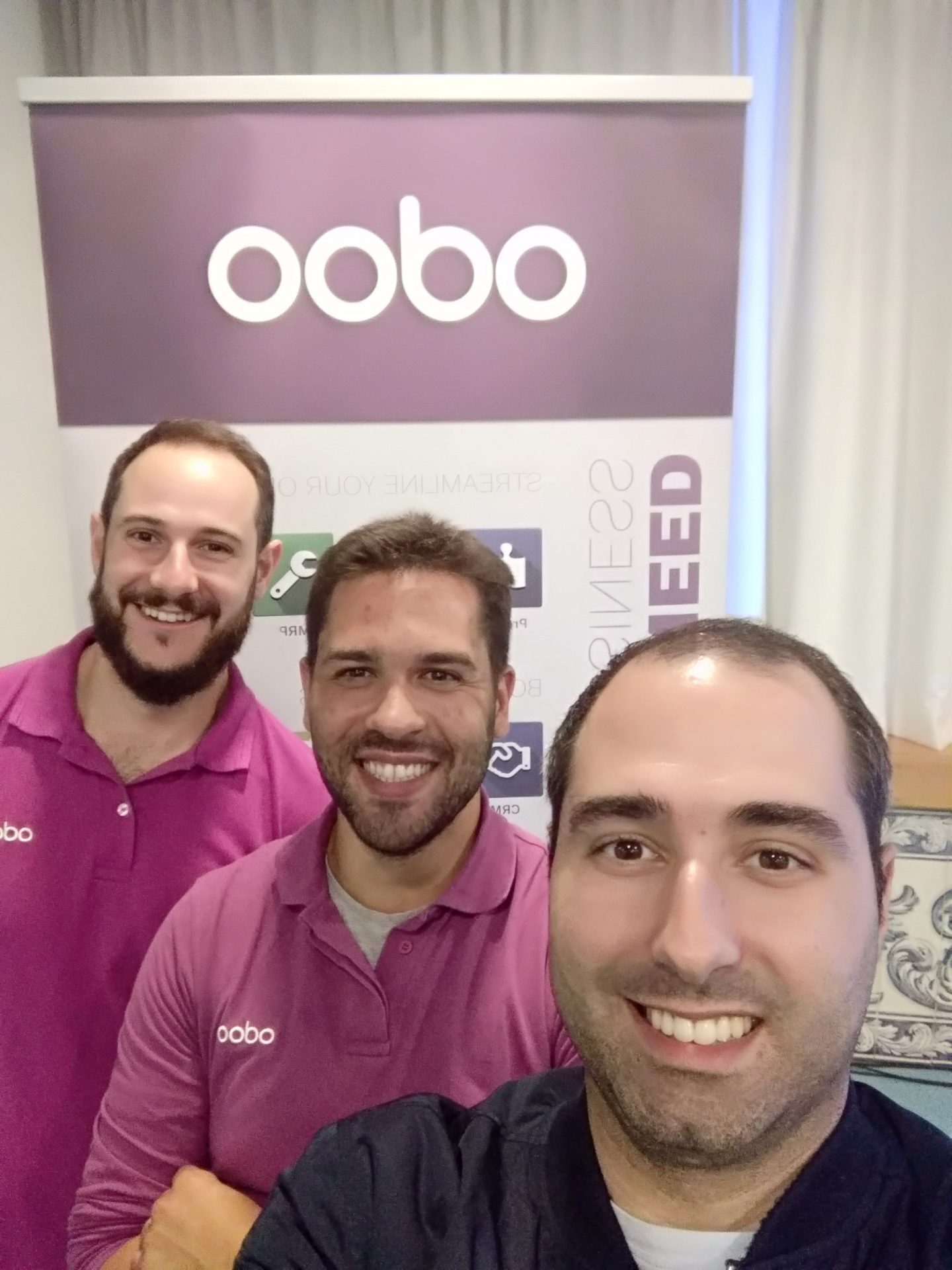 "Evento Odoo 12 – ""Acreditamos no Open Source"""