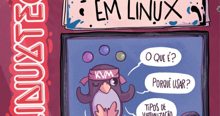 #71 – Virtualização em Linux