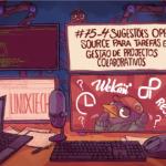 #75 – 4 sugestões Open Source para tarefas e gestão de projectos colaborativos